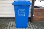 Konteineriai prie daugiabučių – ne stambiųjų atliekų surinkimo aikštelės!