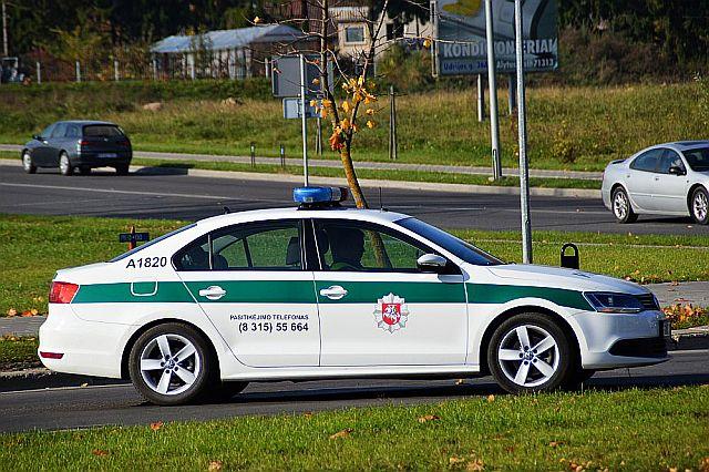 Lankant Artimųjų Kapus Policija Ragina Pasirūpinti