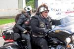 Mototurizmo ralio finišas Birštone