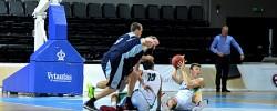 Krepšininkai vis labiau atskleidžia savo kovingumą (GALERIJA)