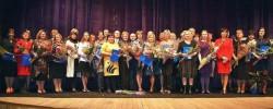 Tarptautinė mokytojo dienos šventė Prienų kultūros ir laisvalaikio centre (GALERIJA)