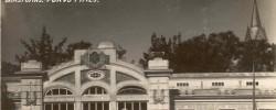 Laiko ženklai XX a. Birštono architektūroje