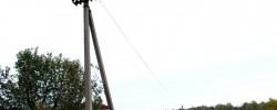 Dėl tvorų, įrengtų po elektros laidais, LESTO šiemet įspėjo tris tūkstančius gyventojų