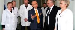 Lankėsi LR Ministro Pirmininko patarėjas A. Vinkus