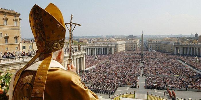 VATICAN-POPE-EASTER-URBI ET ORBI