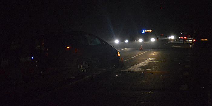 Per avariją Prienų rajone nukentėjo 6 žmonės