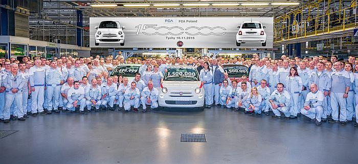 Fiat 500 nr. 1500000