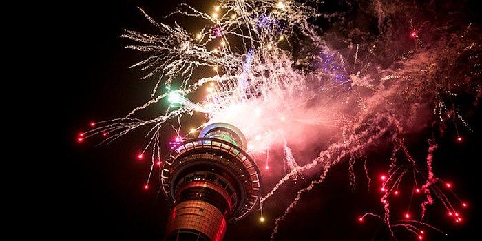 Sky Tower, Auckland Nuotrauka:  Dean Purcell, nzherald.co.nz