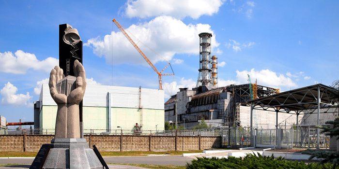 Černobylio avarijai – 32-eji
