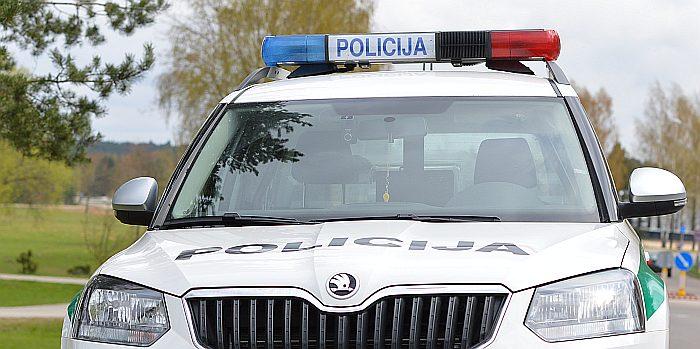 Policija įspėja – Birštono savivaldybėje suaktyvėjo vagys