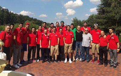 Irano nacionalinė krepšinio rinktinė po stovyklos Birštone ir Prienuose (1)