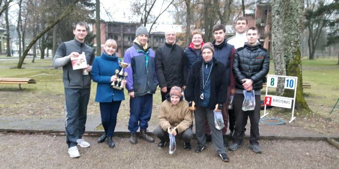 "Aleksandro taurė atiteko ""Šilagėlės"" duetui"