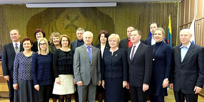 Paskutiniame 2016 metų Birštono savivaldybės tarybos posėdyje