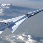 NASA baigė dar vieną etapą kuriant dar tylesnį viršgarsinį X-lėktuvą