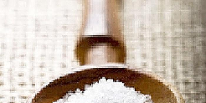 hipertenzija vietoj druskos