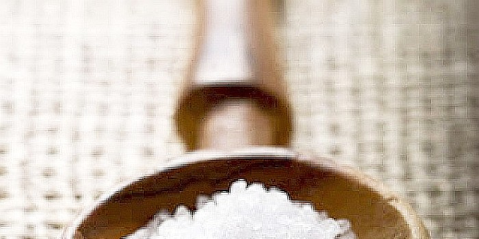 Ar reikalinga druska?