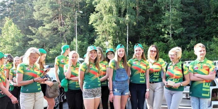 Birštone prasidėjo pasaulio orientavimosi sporto takais čempionatas
