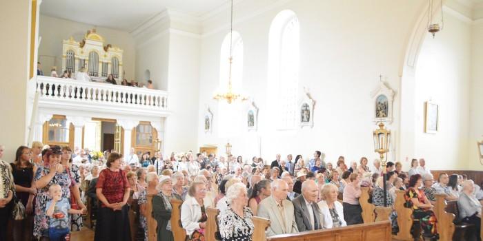 Skriaudžiuose atbudo bažnyčios vargonai (nuotraukos)