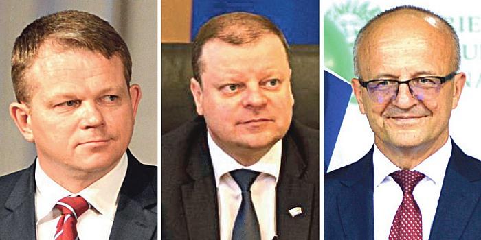 Valdančioji Lietuvos Respublikos Seimo koalicija nyra į nežinią, prieniškių sprendimas – dar neaiškus