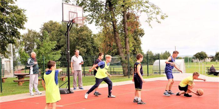 Birštono seniūnijos sporto žaidynėse