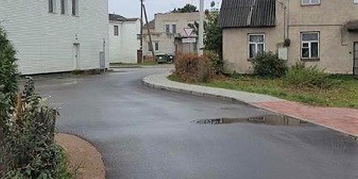Informacija apie gatvių remonto darbus