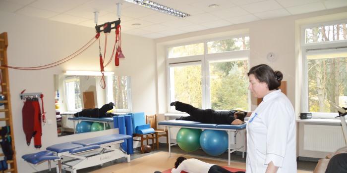 Reabilitacijos procedūros stiprina sveikatą bei padeda atsigauti po ligos. Susipažinkime dar kartą – Prienų ligoninė (VI).