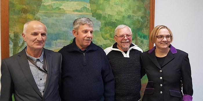 Pirmą kartą susitiko vieno donoro išgelbėti keturi recipientai