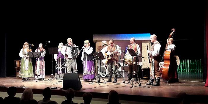 """Birštono """"Lendrūnas"""" dalyvavo liaudies kapelų festivalyje """"Grok, žemaiti!"""""""