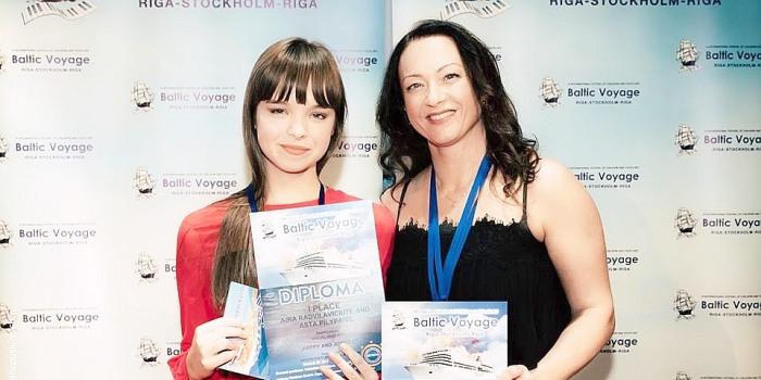 Iš tarptautinio konkurso – su nugalėtojos laurais
