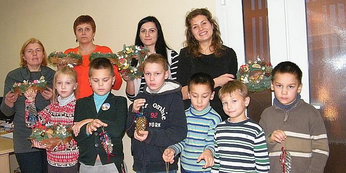 Kalėdų belaukiant