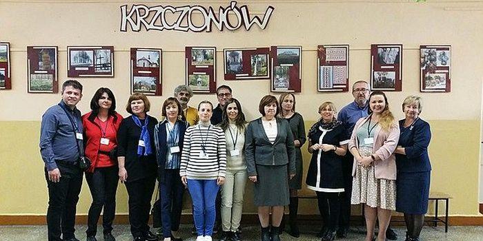 """Prienų """"Ąžuolo"""" progimnazijoje – naujas Erasmus+KA2  projektas"""