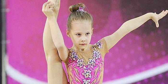 Į Prienus atkeliavo ir gimnastikos turnyras