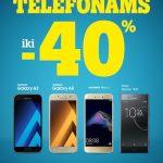 """""""Tele2"""" išpardavimas – telefonai nuo 6 Eur/mėn."""