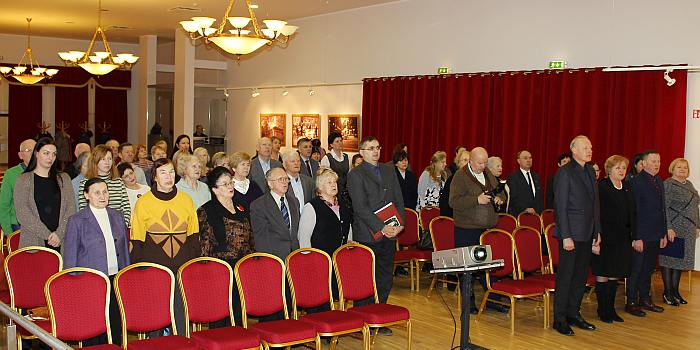 Lietuvos valstybės atkūrimo šimtmečio renginys Birštone