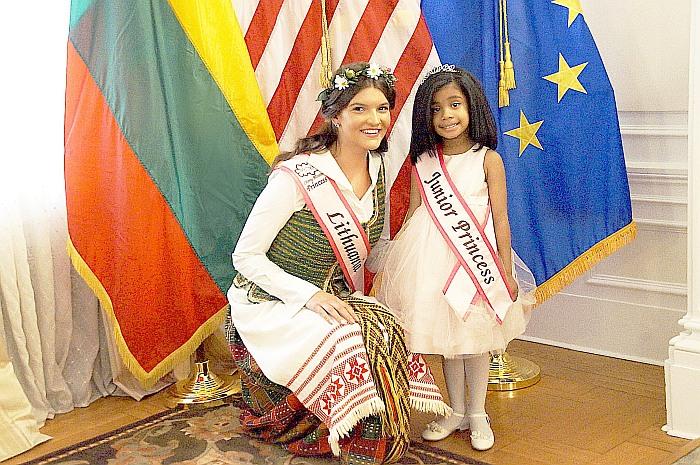 Ką reiškia atstovauti Lietuvai Amerikos širdyje?