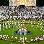 Kultūros ministerijoje svarstytas Lietuvos dainų švenčių likimas