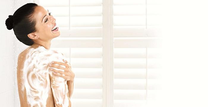 6 paslaptys, kaip taisyklingai praustis duše