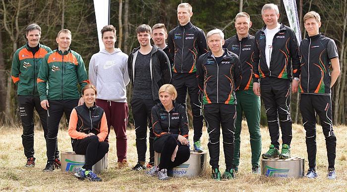Skersabalio miške finišo ieškojo per 300 orientacininkų