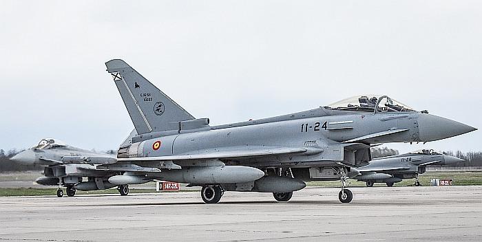 Portugalija vadovaus NATO oro policijos misijai Baltijos šalyse, o misiją sustiprins Ispanija ir Prancūzija