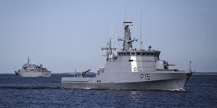 Klaipėda pirmą kartą priims rekordiškai daug užsienio karo laivų ir jūrininkų