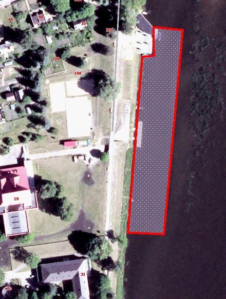 Informacija apie Nemuno upės valymo darbus, vyksiančius gegužės 15–16 d., Birštone