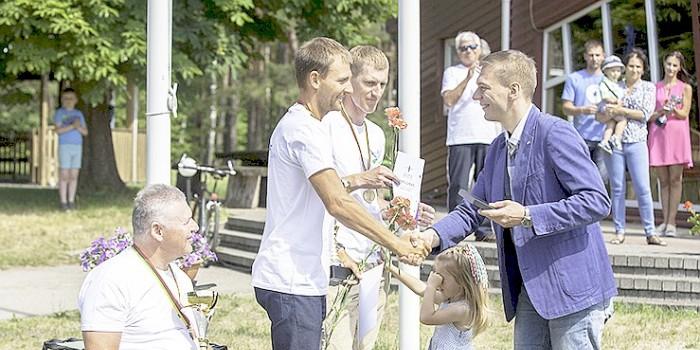 Lietuvos čempionas – Gvidas Sabeckis