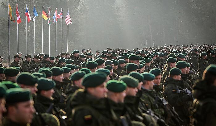 Lietuvos kariuomenėje paskelbta aukštesnė kovinė parengtis – prasideda didžiausios šalies istorijoje nacionalinės pratybos