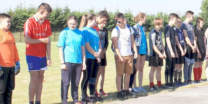 Jaunųjų šaulių sporto varžybos Išlauže