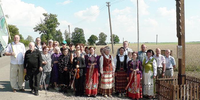 Balbieriškio seniūnijos šventėje pagerbtas ir kovotojų atminimas