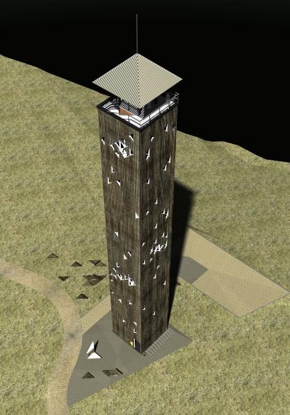 Birštono savivaldybėje pradedami apžvalgos bokšto įrengimo darbai