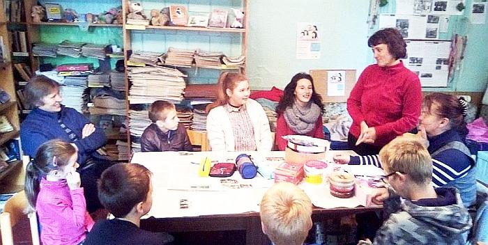 Kašonių bendruomenės vaikai pasiruošė sveikinti mokytojus