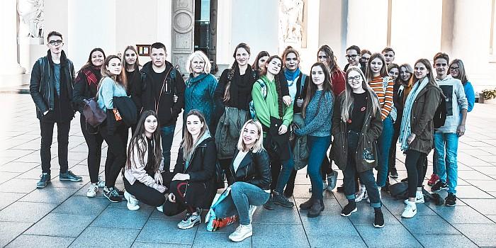 Literatūra kitaip. Aštuonios pamokos Vilniuje