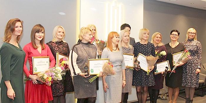 Apdovanoti geriausi kūno kultūros mokytojai
