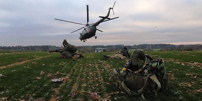 Prienuose prasidėjo dvi dienas truksiančios karinės pratybos